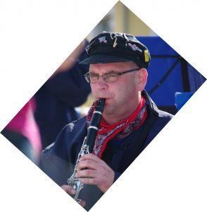 Christiaan: Klarinet/Sax