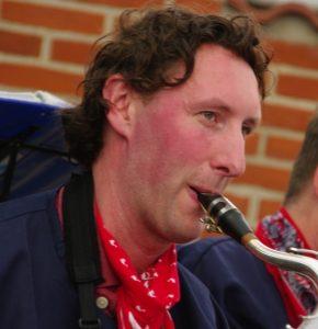 Jan Thijs: Klarinet/Sax
